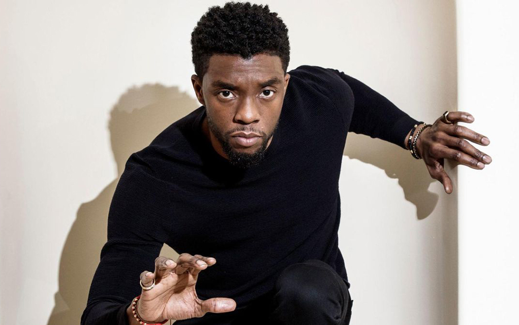 Black Panther Created By Stan Lee And Jack Kirby And Introduced In Captain America Civil War Is The Much Anticipated Film Event Of The Year Here Chadwick Boseman Talks About Being In