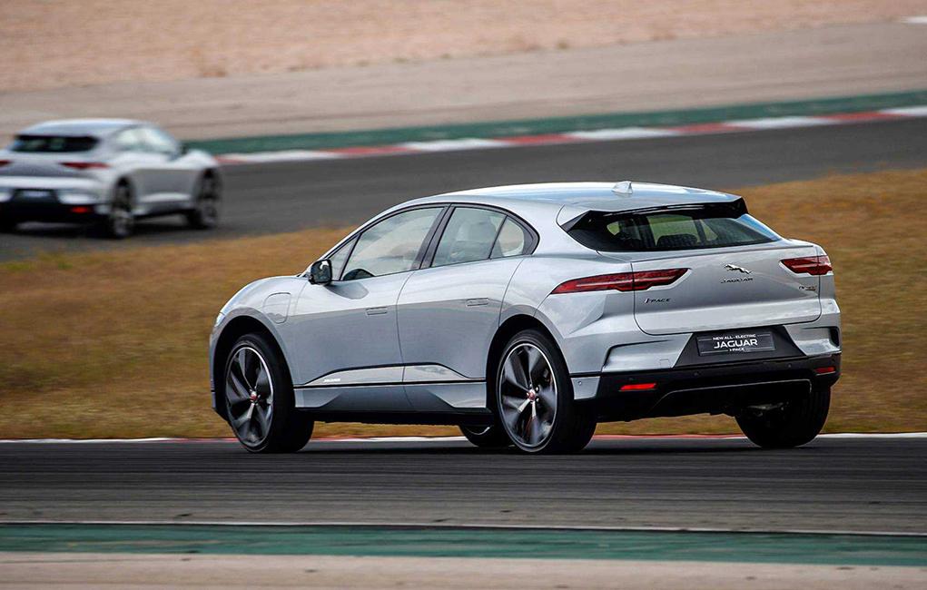 2019 Jaguar I Pace Ev Design Specs Mileage Price >> 2019 Jaguar I Pace Ev400 First Edition Electric