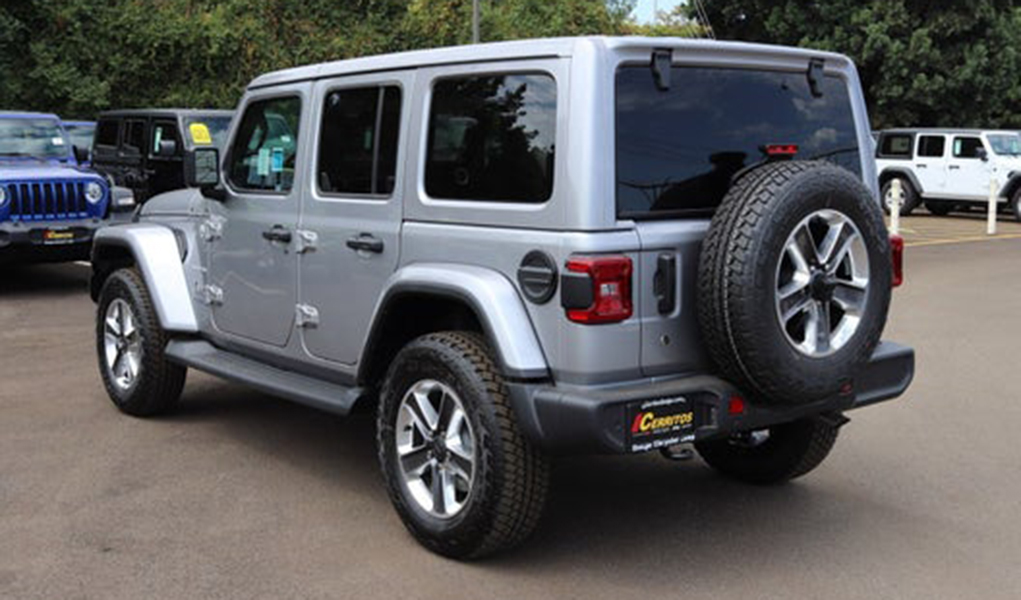 2020 Jeep Wrangler Sahara Unlimited Continues To Evolve The Network Journal