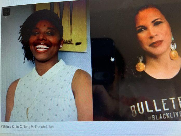 2 women side by side