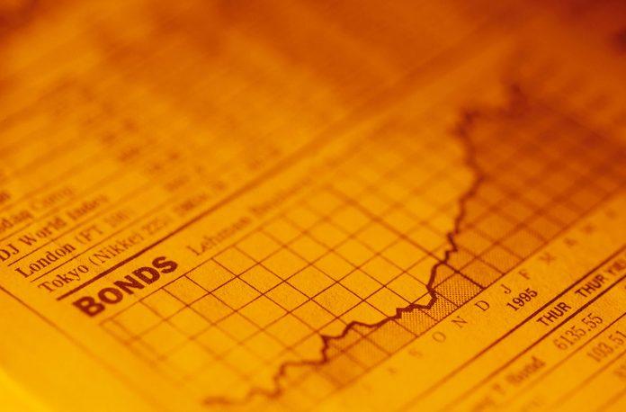 an orange chart