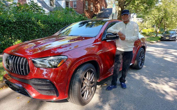 Review of the 2021 Mercedes AMG GLE 53 Coupe