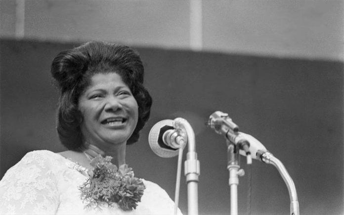 25 Facts About Gospel Trailblazer Mahalia Jackson