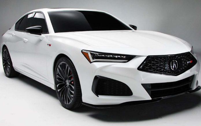 2021 Acura TLX,