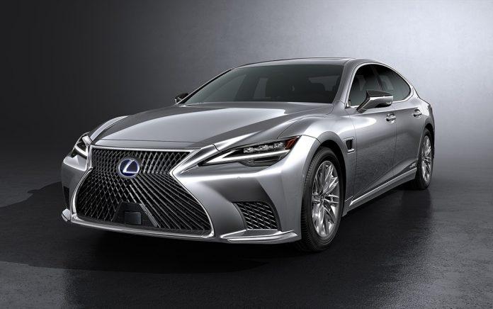 The Upgraded 2021 Lexus LS500